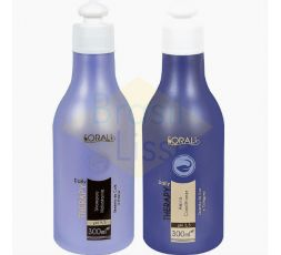 Shampooing & après-shampooing Daily Therapy Sorali 2 x 300 ml