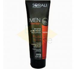 Crème de rasage Men Therapy Sorali 200 g