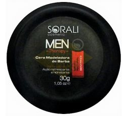 Cire à barbe Men Therapy Sorali 30 g