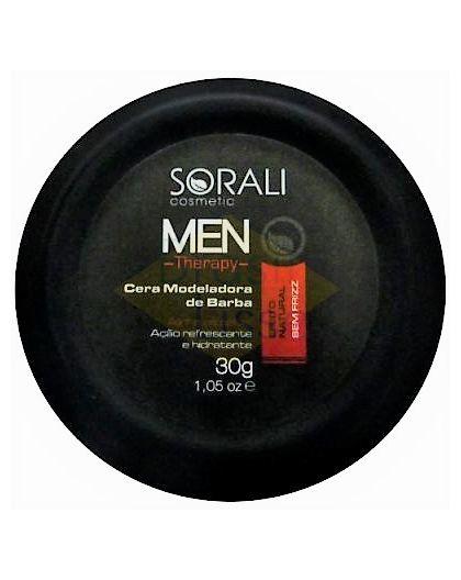 Cire à barbe Men Therapy Sorali 30 g