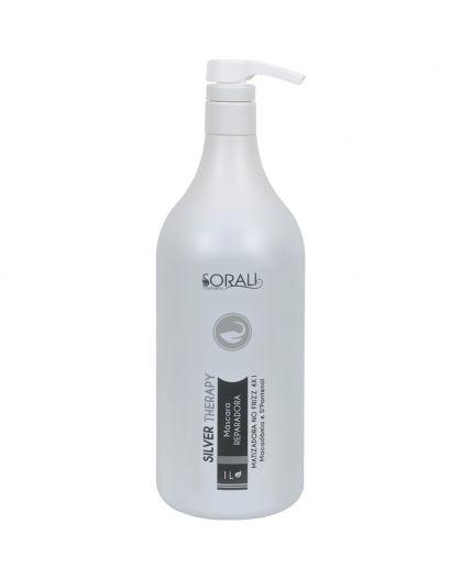 Sorali Silver Therapy No Frizz Matizadora lissage brésilien protéine 1 L