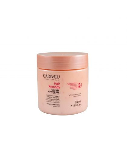 Masque réparateur Hair Remedy Cadiveu 500 ml