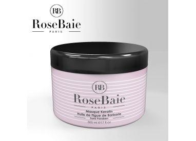 Masque Keratine et Huile de Figue de Barabarie RoseBaie 500 ml (communication)
