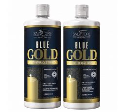 Kit lissage au tanin Blue Gold Salvatore 2 x 1 L