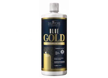 Salvatore Blue Gold N° 1 shampooing clarifiant 1 L