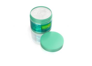 Masque humectant cheveux bouclés Cacho Mágico Lowell 450 g
