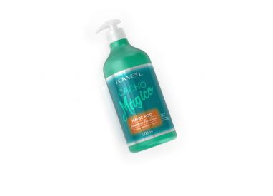 Shampooing fonctionnel cheveux bouclés Magic Poo Cacho Mágico Lowell 500 ml