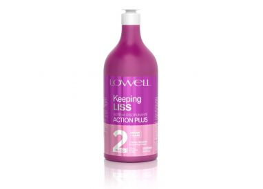 Crème lissante professionnelle N° 2 Keeping Liss Lowell 1 L