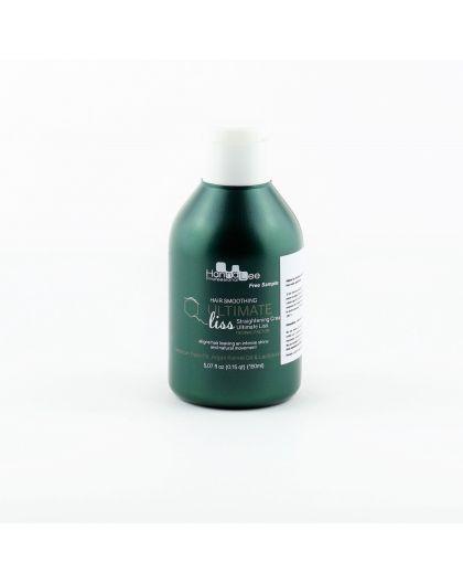 Lissage brésilien protéine sans formol Ultimate Liss Hanna Lee 150 ml