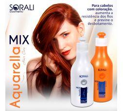Shampooing et après-shampooing Aquarella Mix 2 x 300 ml