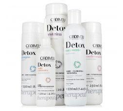 Kit Detox professionnel Cadiveu 5 produits 1,16 L