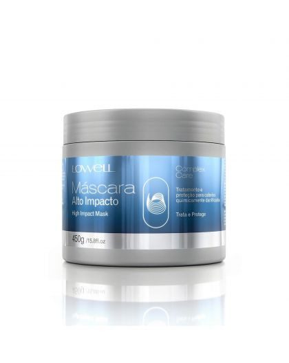 Masque haute intensité Complex Care Lowell 450 g