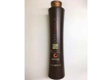 Shampooing clarifiant N° 1 Coffee Premium All Liss Honma Tokyo 1 L