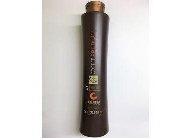 Masque de lissage brésilien N° 3 Coffee Premium Honma Tokyo 1 L