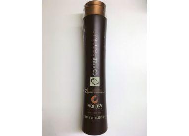 Lissage brésilien Coffee Premium N° 2 All Liss 500 ml Honma Tokyo