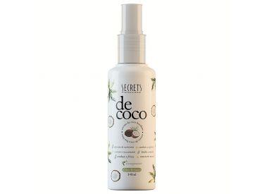 Spray finalisateur De Coco Secrets 140 ml