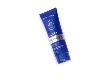 Shampooing hydratant anti-jaunissement Violet Platinum Lowell 240 ml