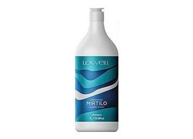 Shampooing Mirtilo aux extraits de myrtille Lowell 1 L