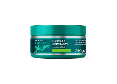 Masque humectant boucle magique Cacho Mágico Lowell 240 g