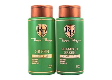 Kit shampooing & patine Green Home Care Robson Peluquero 2 x 300 ml