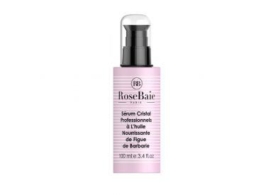 Sérum Cristal Professionnels à l'huile nourrissante de figue de Barbarie RoseBaie 100 ml (packaging 2020)