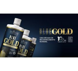 Salvatore Blue Gold N° 2 alisamento lissage au tanin 1 L