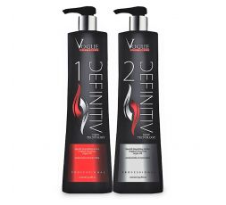 Kit Lissage brésilien Gloss Definitiv Vogue 2 x 1 L