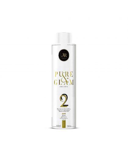 Masque reconstructeur lissant Organic N° 2 Pure & Glam AR Paris 1 L