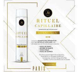 Shampooing sans sel & sans sulfate Reconstructeur Rituel Capillaire AR Paris 300 ml