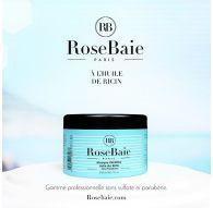 Masque Kératine Huile de Ricin RoseBaie 500 ml