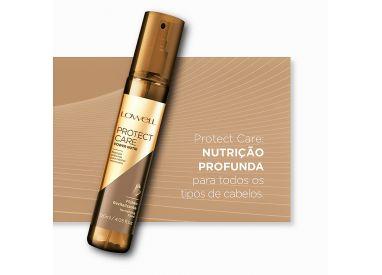 Fluide revitalisant Protect Care Lowell 120 ml : nutrition profonde pour tout type de cheveux