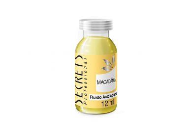 Ampoule Botox hydratant Macadâmia Secrets 12 ml