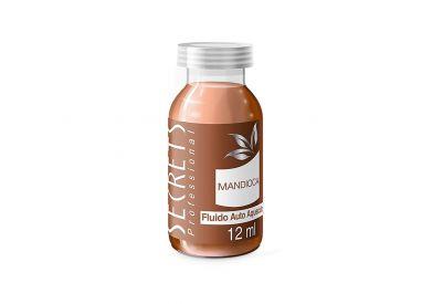 Ampoule Botox hydratant au manioc Secrets 12 ml