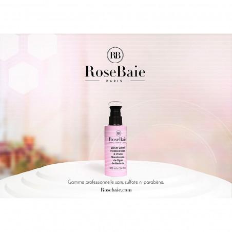 Sérum Cristal professionnels à l'huile nourrissante de figue de barbarie RoseBaie 100 ml (communication)