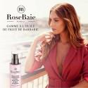 Sérum Cristal professionnels à l'huile nourrissante de figue de barbarie RoseBaie 100 ml (avec modèle)