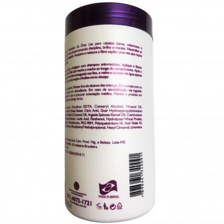 SOS Botox Onix Liss Professional Matizador 1 kg (verso 2)